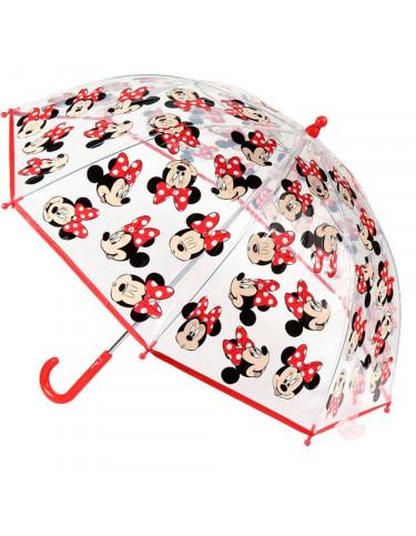 Minnie Paraguas Burbuja