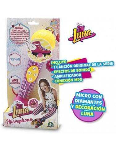 Soy Luna Microfono