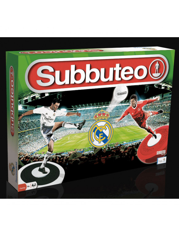 Subbuteo Real Madrid