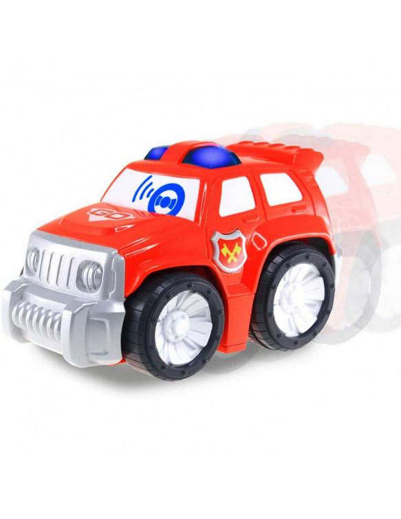 Camión Bombero Go Go Tap Racer