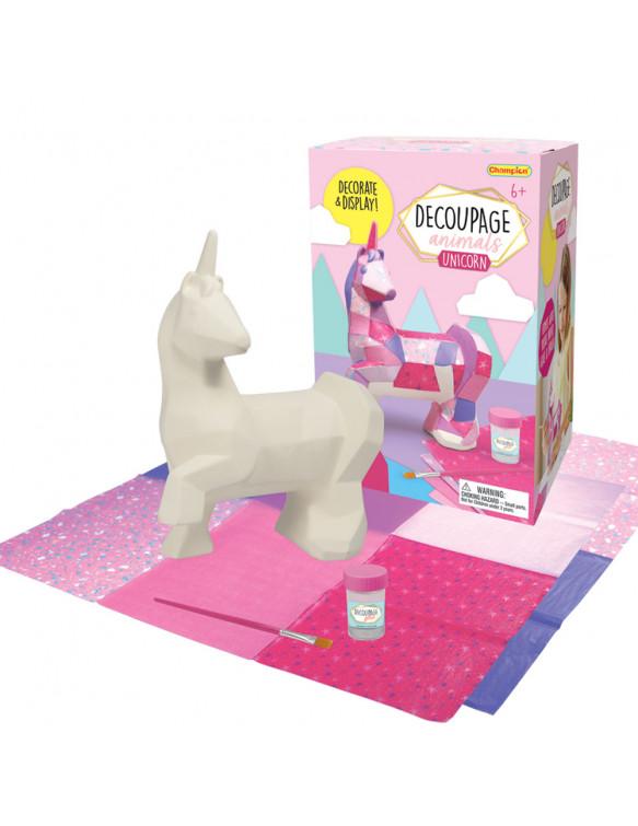 Decora Con Papel Tu Unicornio