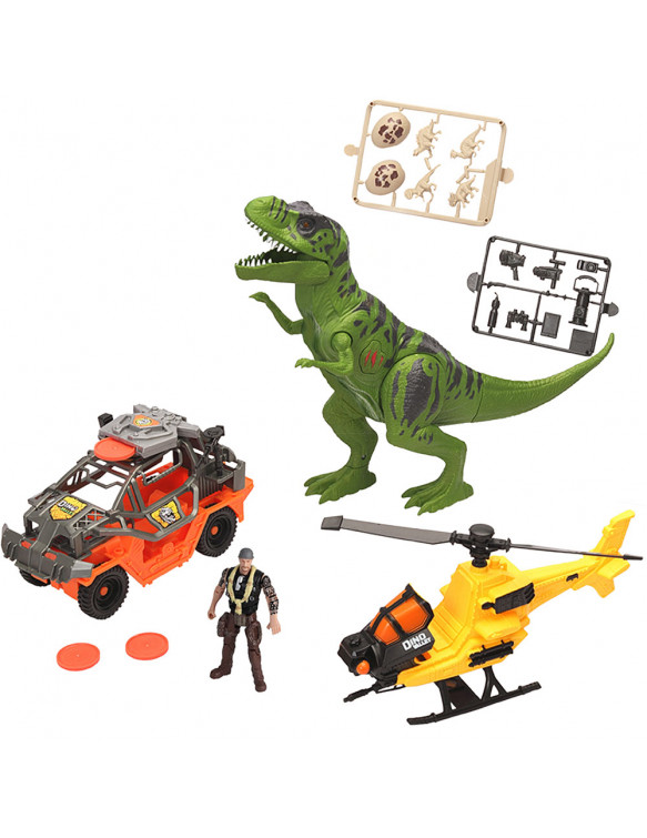 Dino Valley T-Rex Revenge