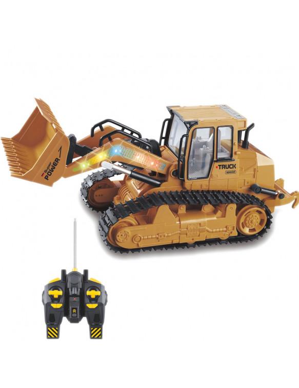 Maquina Construcción Excavadora Radio Control