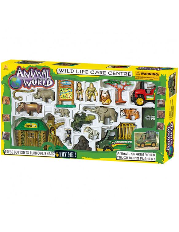 Safari: Casa, Vehículo, Animales