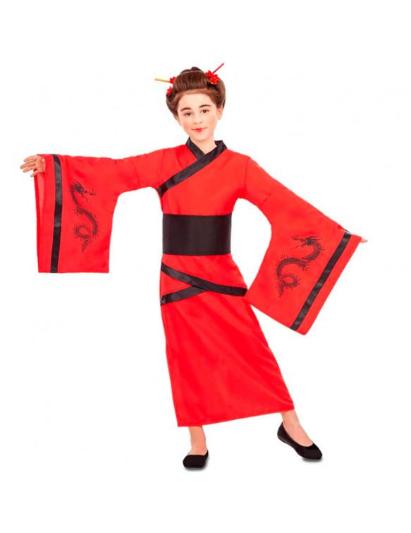 Disfraz China Dragón 5-6 años