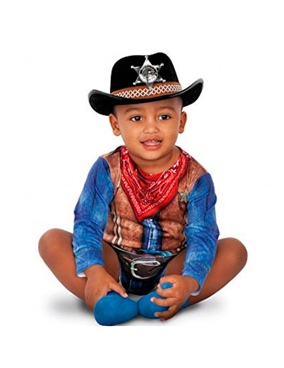Disfraz Cowboy Bodysuit 18 años