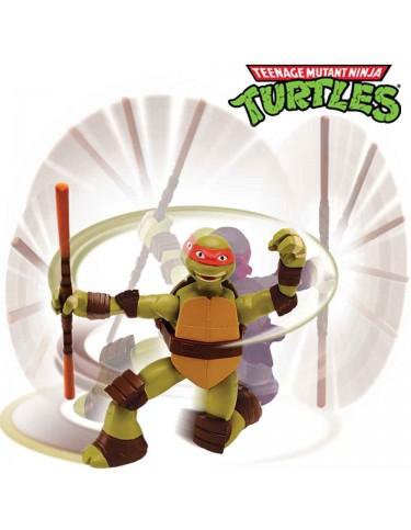 Tortugas Ninja Actión