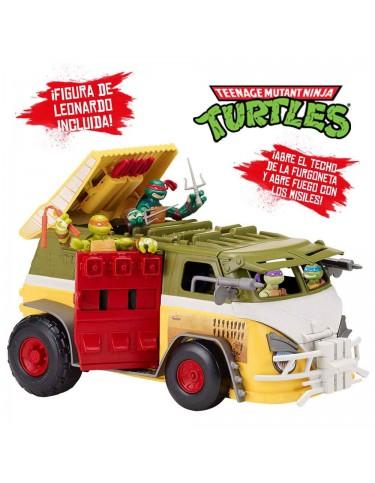 Tortugas Ninja Turtle Van