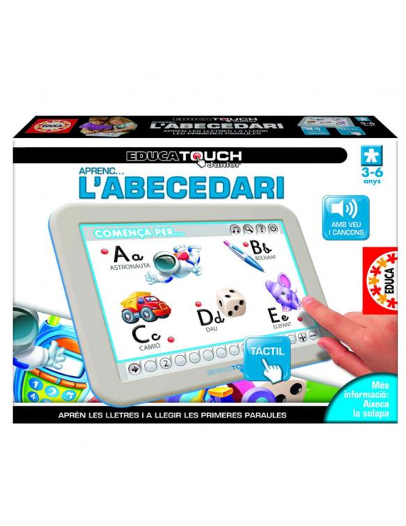 Educa Touch Aprenc L'Abecedari