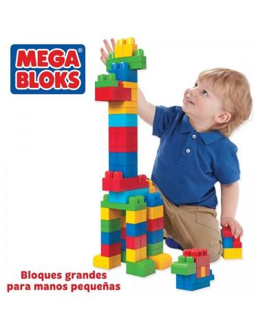 Mega Blocks 60 piezas 65541084162