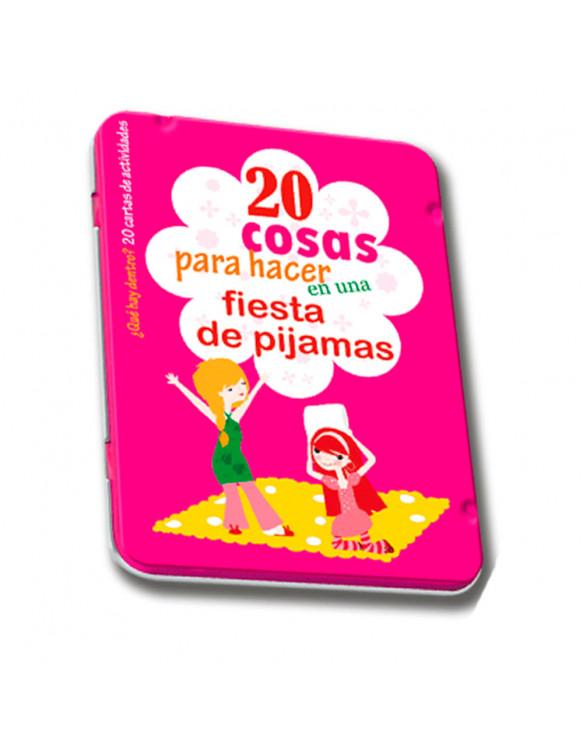 20 Cosas Para Fiesta De Pijamas