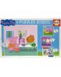 Peppa Pig Puzzle 12/20/25/25pz 8412668168176