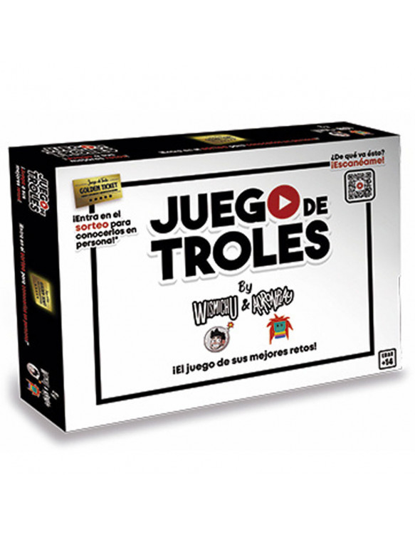 Youtubers: Juego De Troles