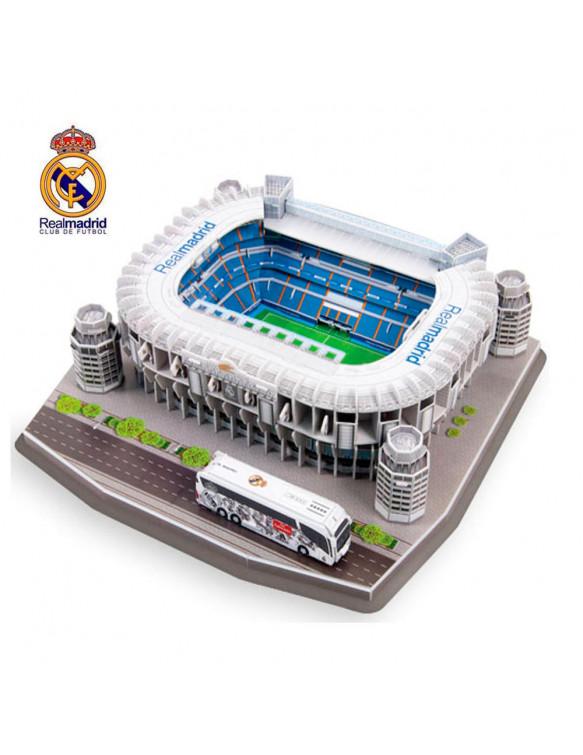 Puzzle 3D Santiago Bernabéu 837655015475