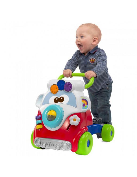 Caminador Happy Hippy Chicco 8058664007516