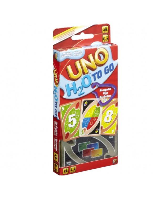 Uno H2O Cartas Mattel 27084724578
