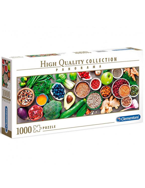 Panorama Vegetal Saludable Puzzle 1000pz