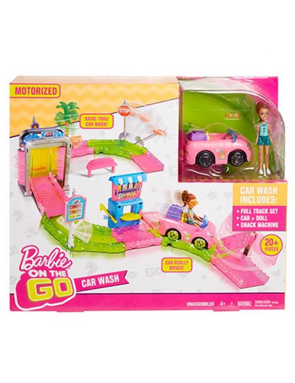Barbie On The GoTúnel de Lavado 887961530001