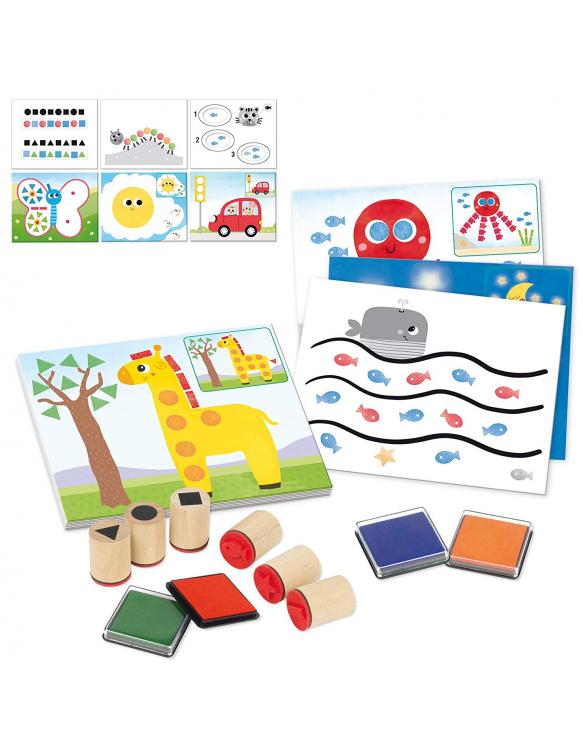 Stamp Activities 8410446531662