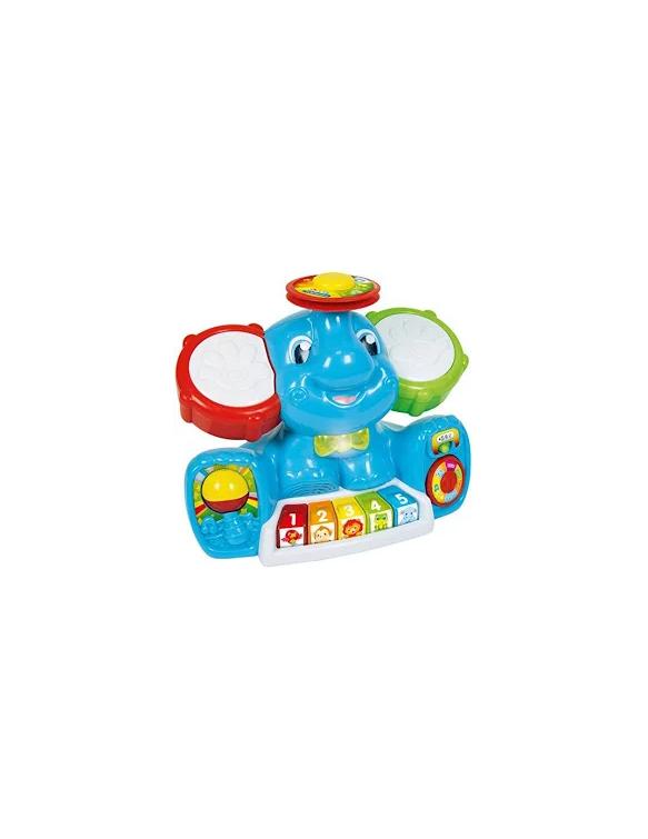 Agustin, El Elefante Parlanchín 8005125551651 Juguetes con