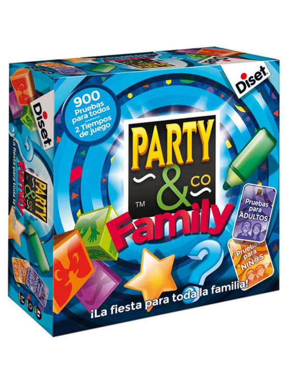 Party & Co Family 8410446101186