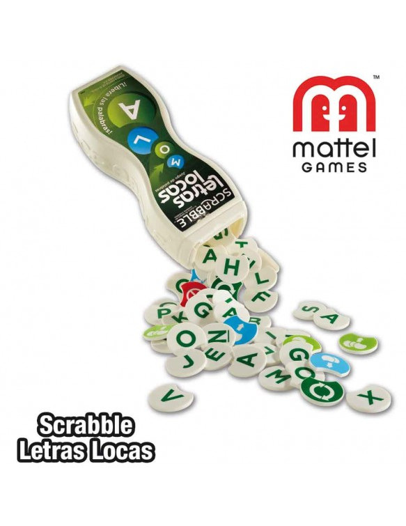 Scrabble Letras Locas 746775138622