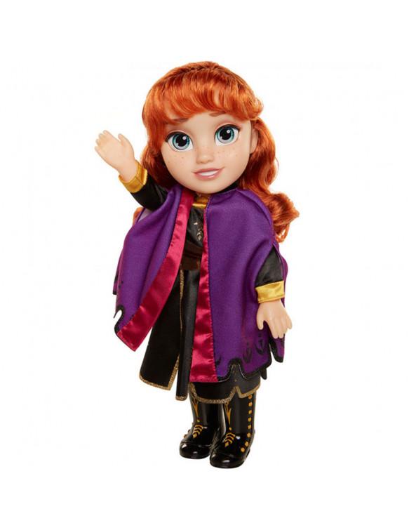 Frozen 2 Anna Vestido De Viaje 35 Cm