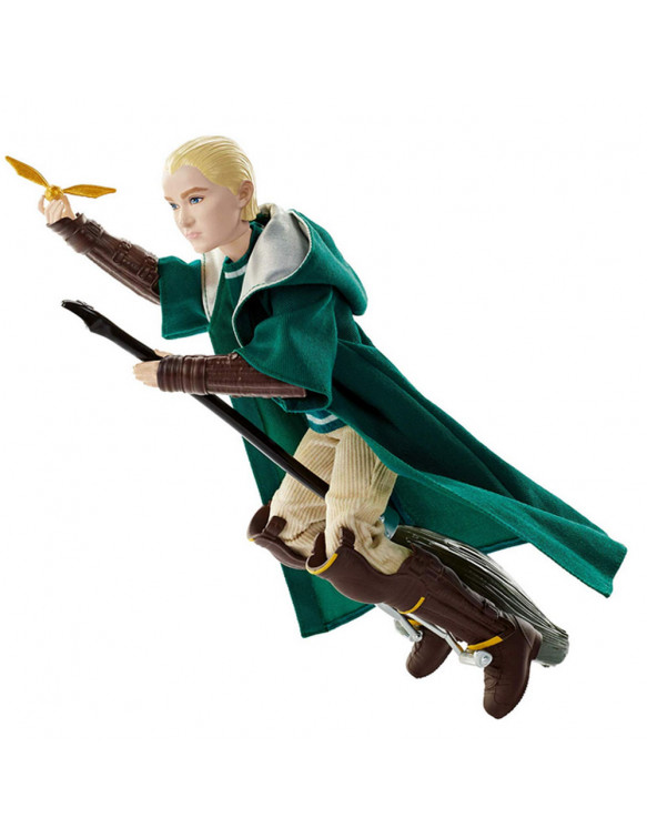 Harry Potter Draco Malfoy Quidditch 887961744859 Figuras
