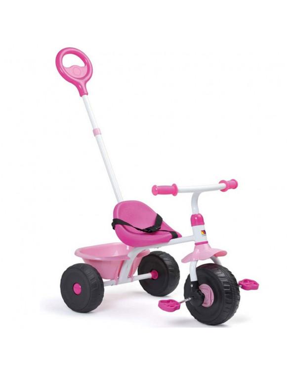 TRICICLO URBAN TRIKE BABY ROSA 8410963192025 Triciclos