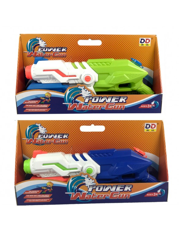 Pistola Agua (Azul o Verde)