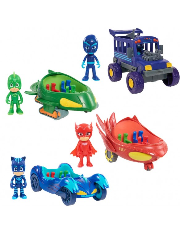 Pj Masks Vehículos Turbo 886144249754