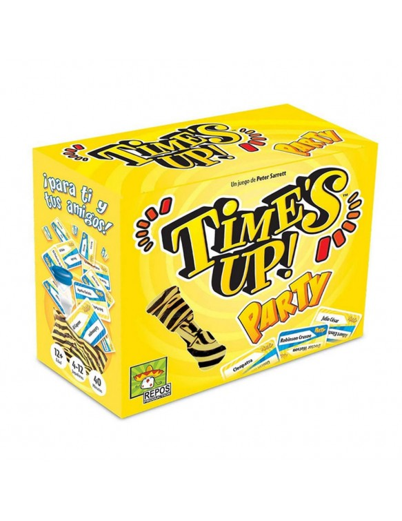 Time'S Up Party 1 5425016924778