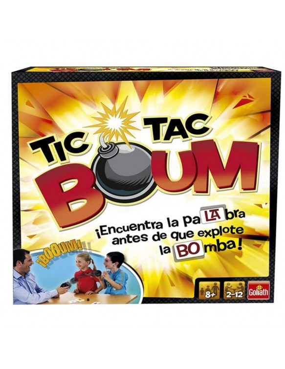 Tic Tac Boum 8711808704381