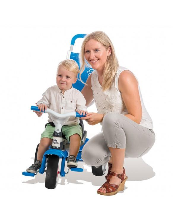 Triciclo Baby Balade Azul 2