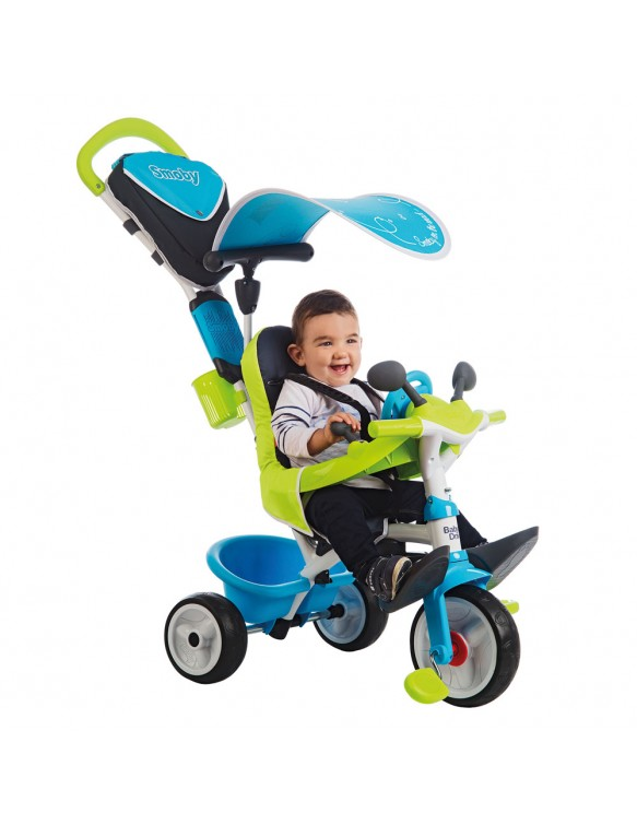 Triciclo Baby Driver Confort Sport