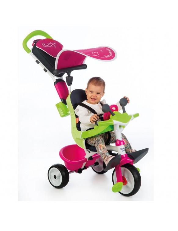 Triciclo Baby Driver Confort Niña