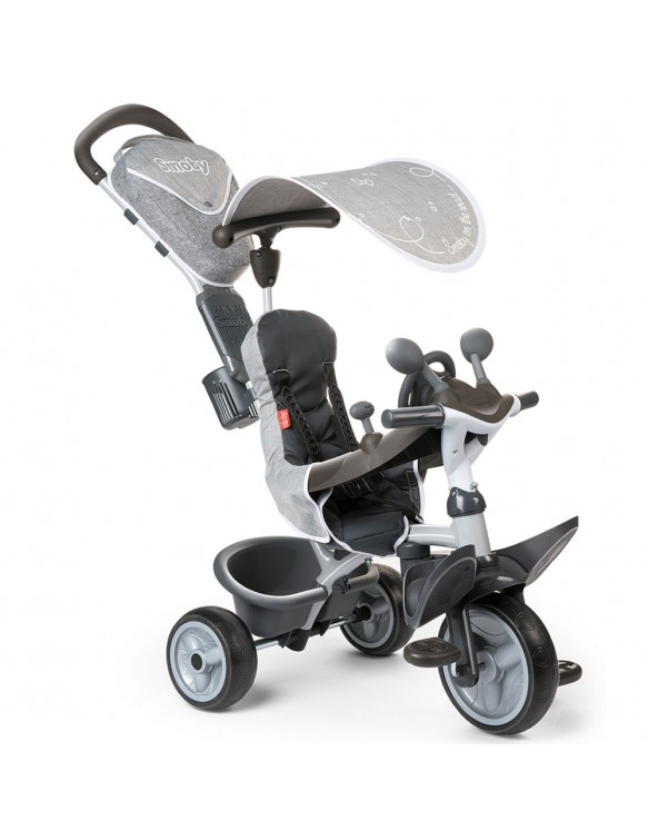 Triciclo Baby Driver Confort Gris