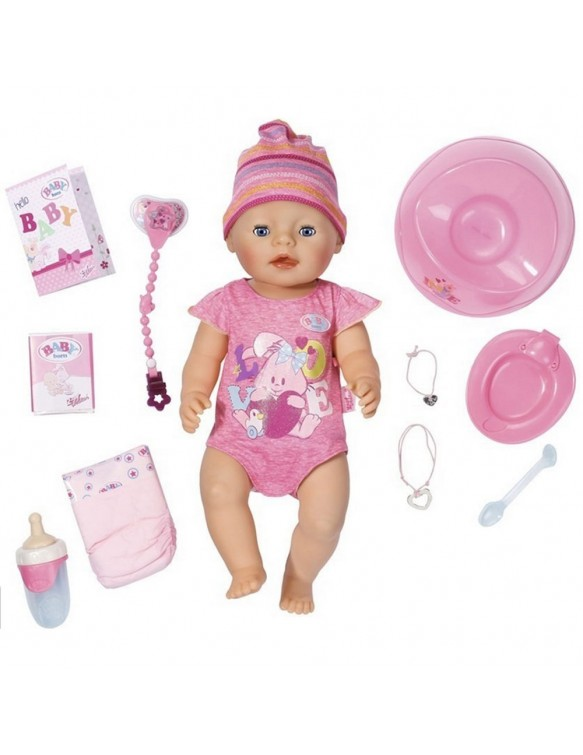 Baby Born Interactivo 4001167815793