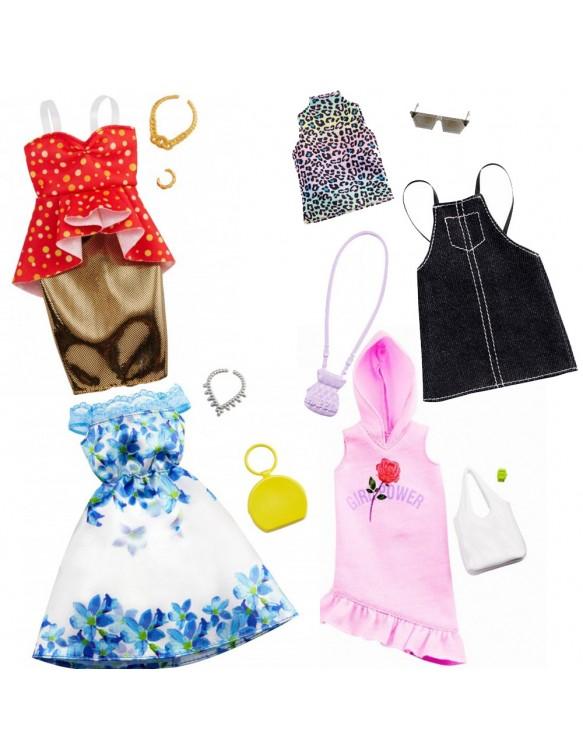 Barbie Moda Look Completo (1 Vestido)