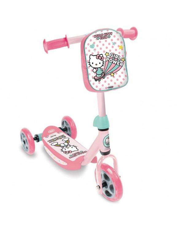 Hello Kitty Patinete 3 Ruedas