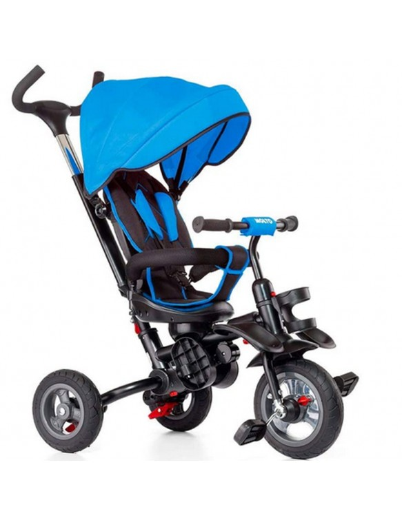 Urban Trike Plegable Azul