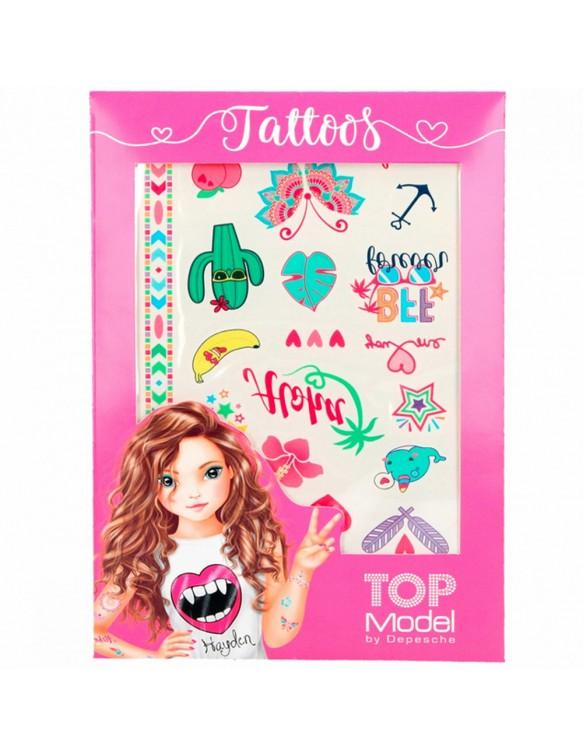 Tattos Metálicos