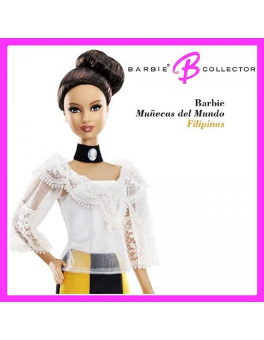 Barbie Colección Filipinas 746775171162