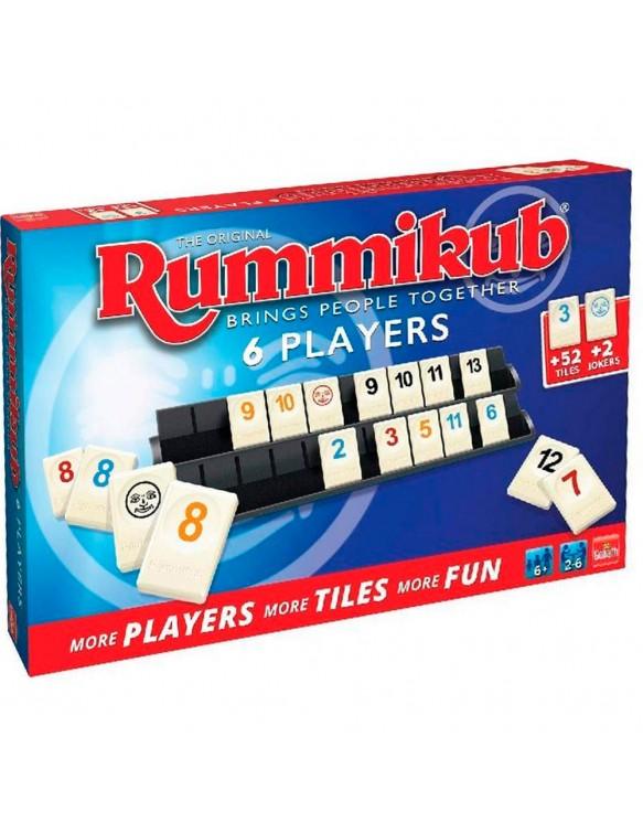 Rummikub Xp Original 6 Jugadores