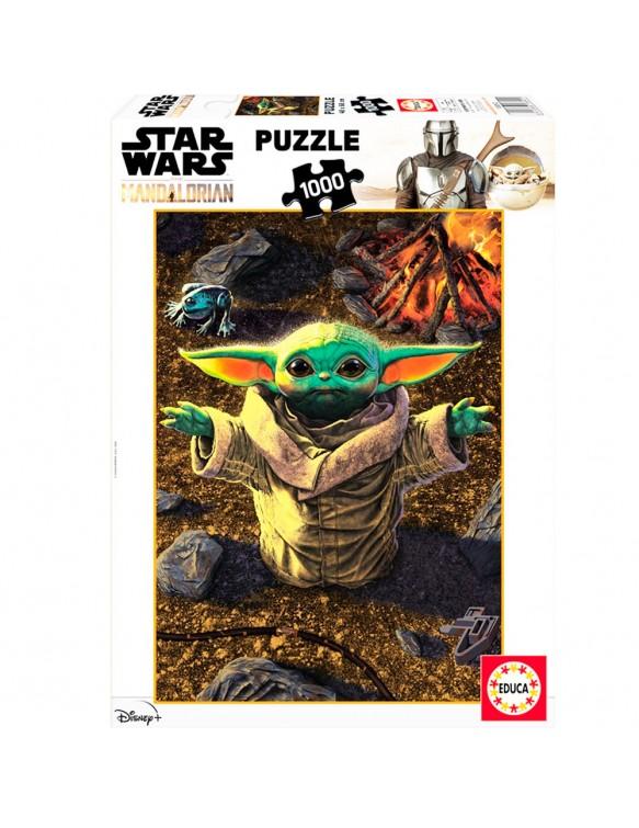 Star Wars Mandalorian Puzzle 1000pz