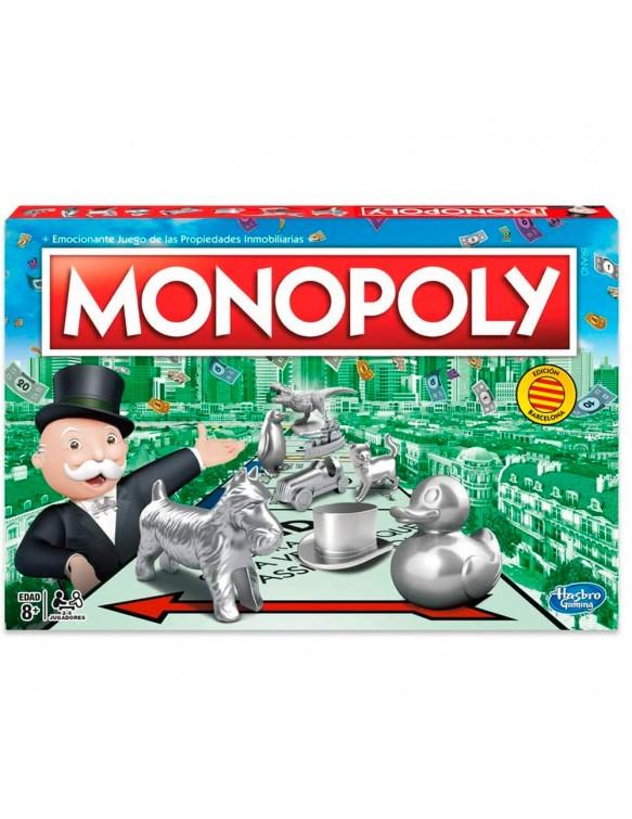 Monopoly Barcelona 5010994195762
