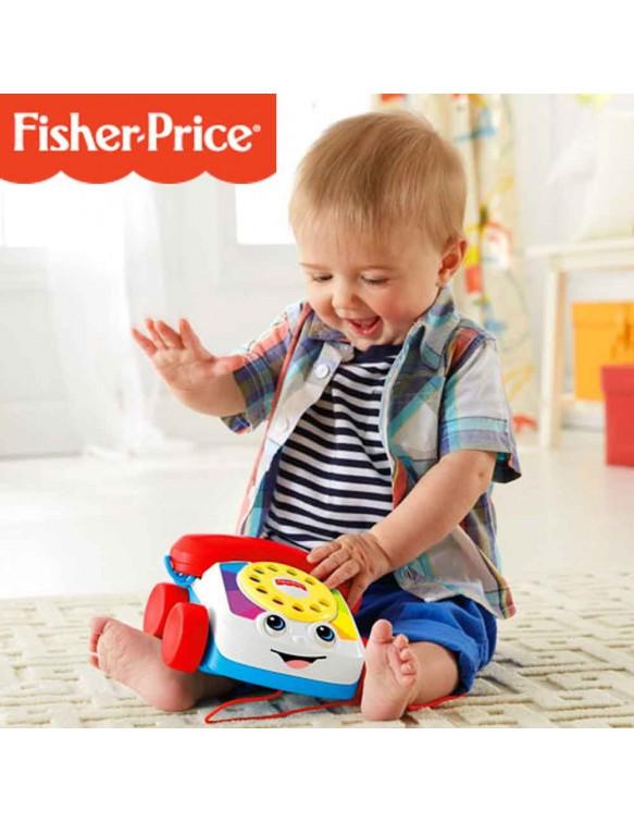 Teléfono Carita Divertida Fisher Price 887961168068
