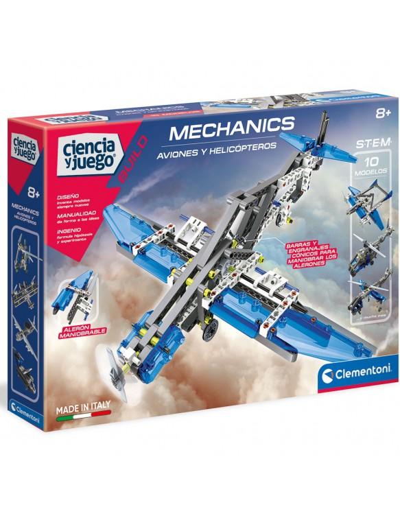 Laboratorio de Mecánica Aviones y Helicópteros 8005125551606