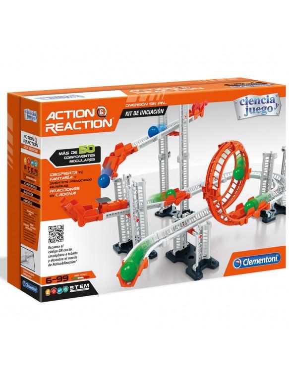 Action Reaction Iniciacion 8005125553402 Juegos de sala