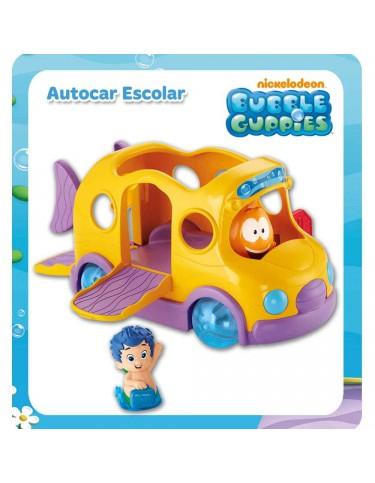 Bubble Guppies Autocar Escolar